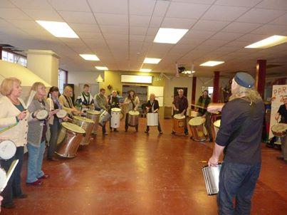 Summer Sundays Samba Percussion Workshops (and Performance)
