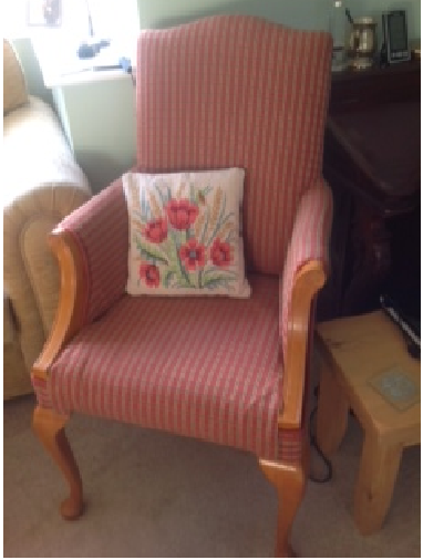 Upcycle a chair!