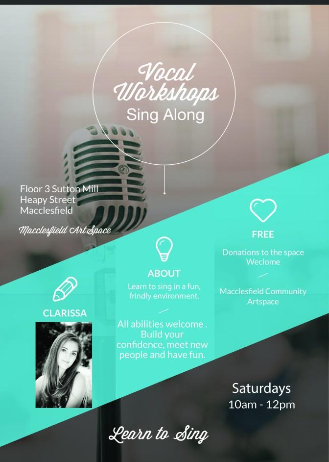Vocal Workshops Sing Along