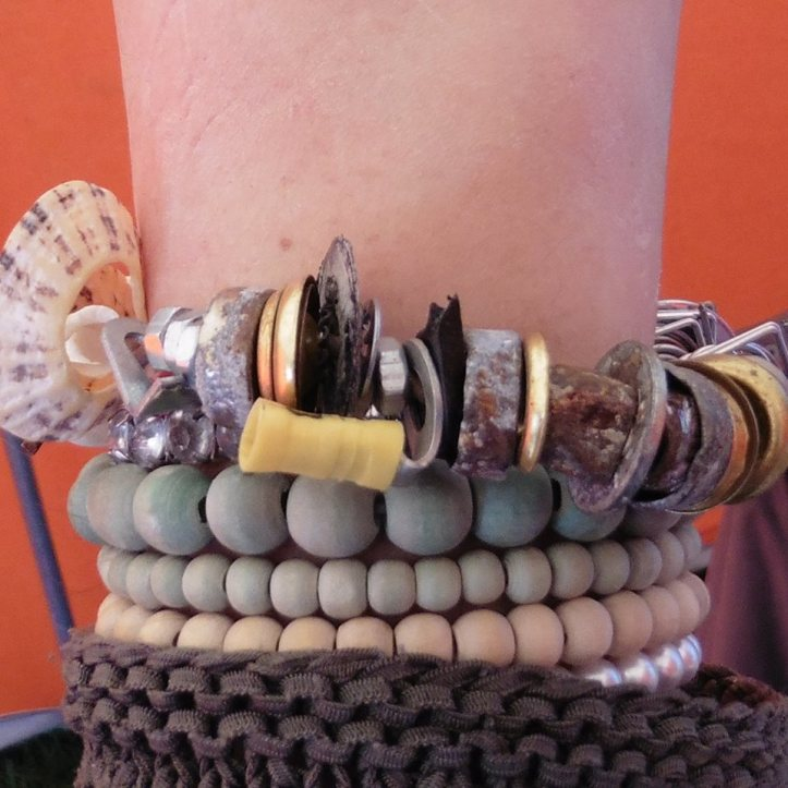 Jean hurdsfield Sian's bracelet