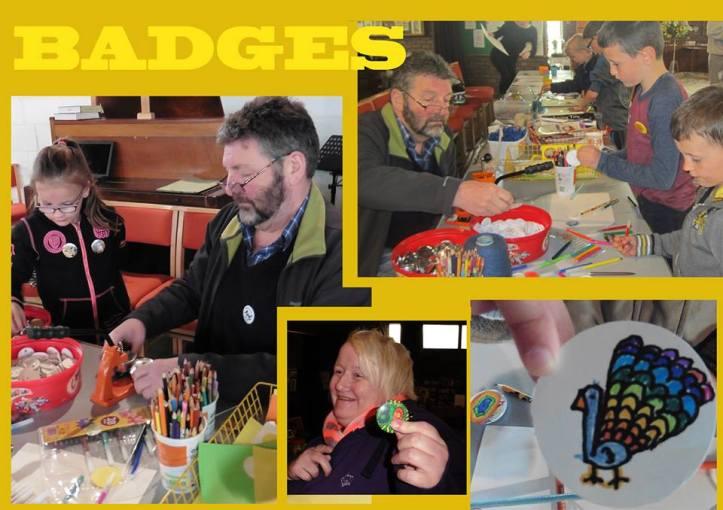Jean upton badges