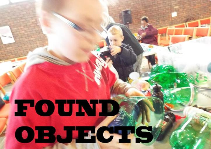 Jean upton found objects 1