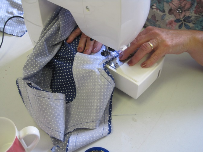 Sewing Saturday is Go!