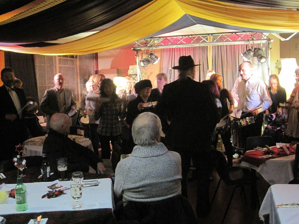 Macclesfield Community ArtSpace Christmas Party 2014