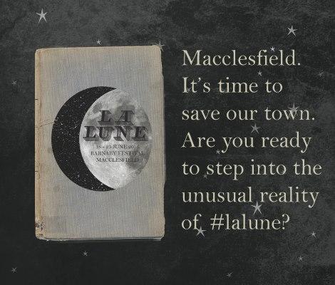 La Lune 18th to 25th June in Macclesfield