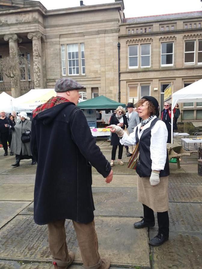 Macclesfield Potato Riot Actors' Workshops, dates for March and April