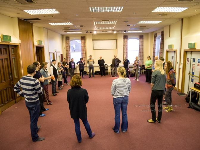 Macclesfield Potato Riot Actors' Workshop: Wednesday 22nd February 7pm @ Macclesfield Masonic Hall