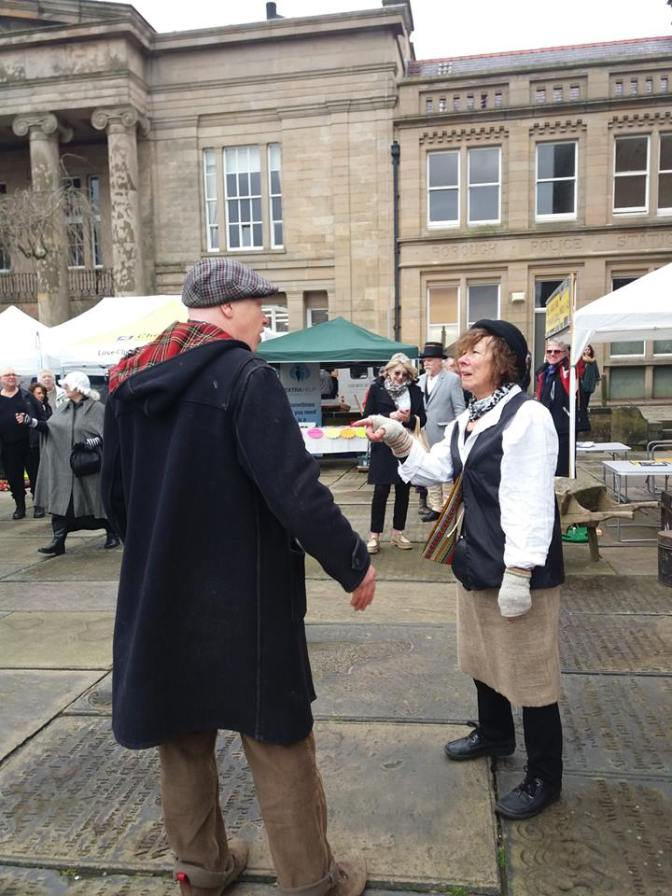 Macclesfield Potato Riot Actors' Workshops,  revised dates for March and April